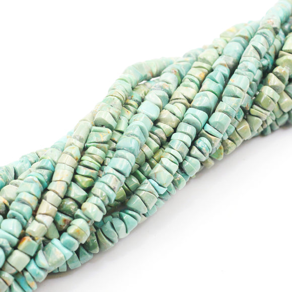 (turq056) Turquoise Chips