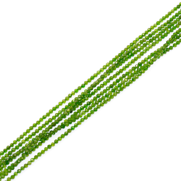 (chr001) 3mm Chrome Diopside