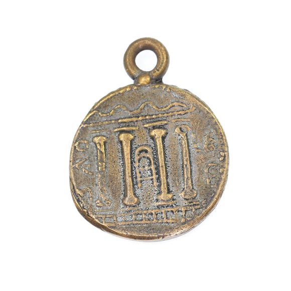 (bzrc029-9525)Shekel of Bar Kokhba  (Reproduction)
