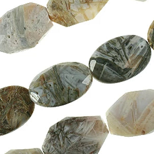 Silver Needle Agate