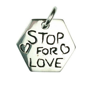 "CH-02 ""Stop For Love"" Hexagon"