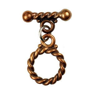 Bronze Twist toggle