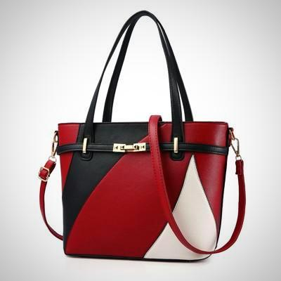 Casual Leather Women Shoulder Bag - -ENC FASHION-