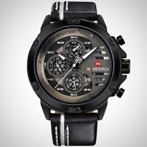 Sports Men Waterproof Watch | -ENC FASHION-