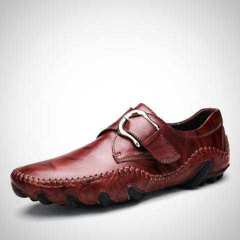 Roman Fashion High Quality Genuine Leather Shoes