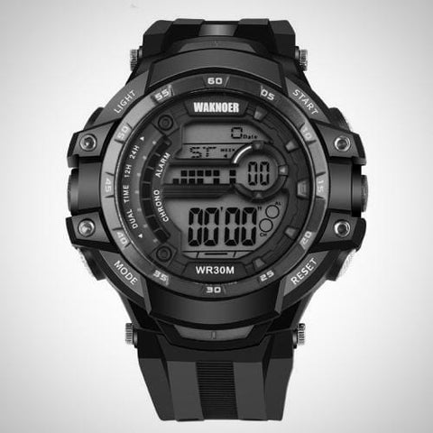 Digital LED Waterproof Watch - -ENC FASHION-