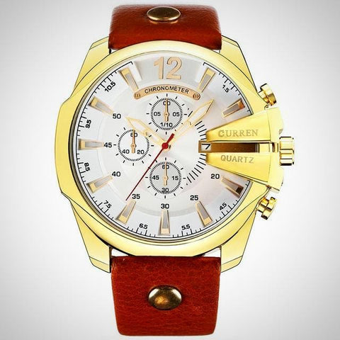 Luxury Retro Quartz Men Watch | -ENC FASHION-
