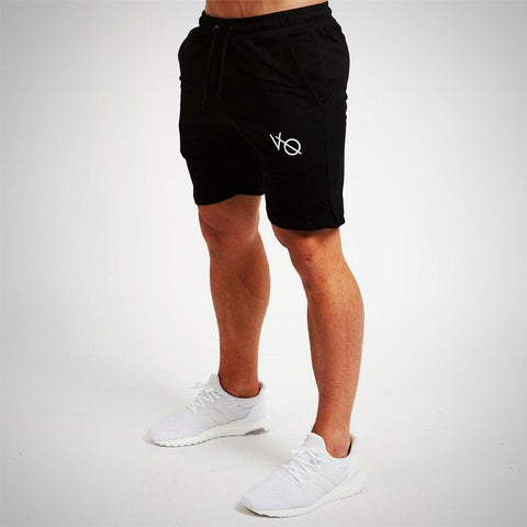Beaching Shorts Cotton Bodybuilding Sweatpants - -ENC FASHION-