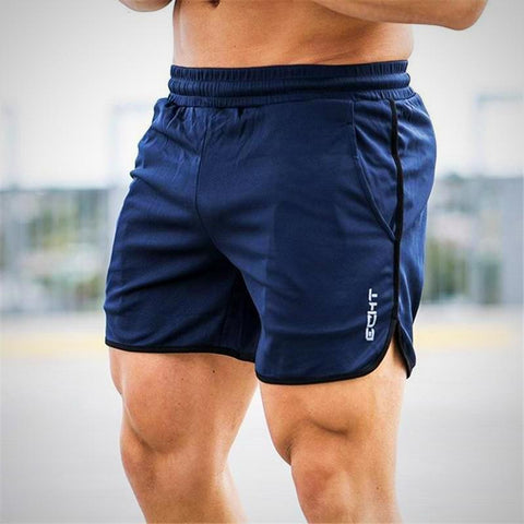 Calf-Length Casual Jogger Shorts - -ENC FASHION-