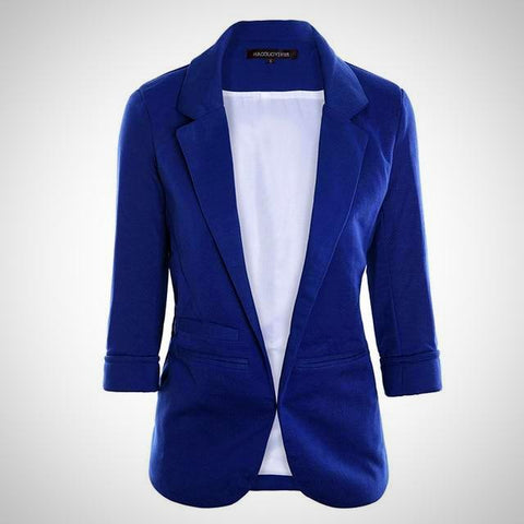 Slim Fit Formal Blazers | -ENC FASHION-