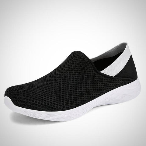 Breathable Casual Knit Shoes - -ENC FASHION-
