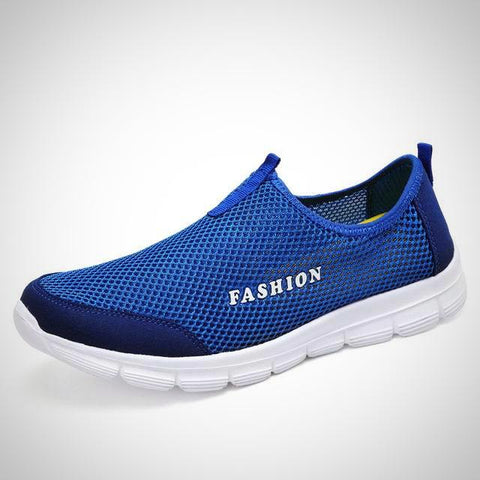 Casual water breathable slip-on - -ENC FASHION-