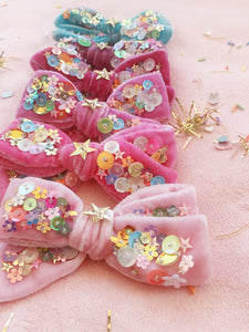 Velvet Magic Bows