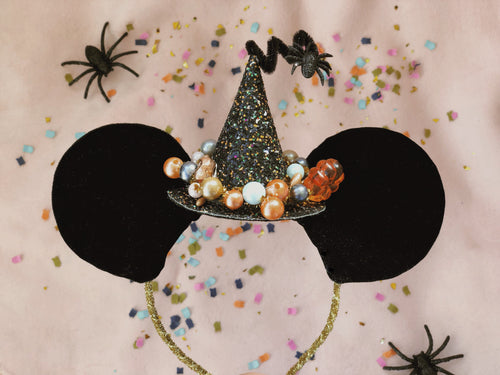 Bewitched Mouse Ears