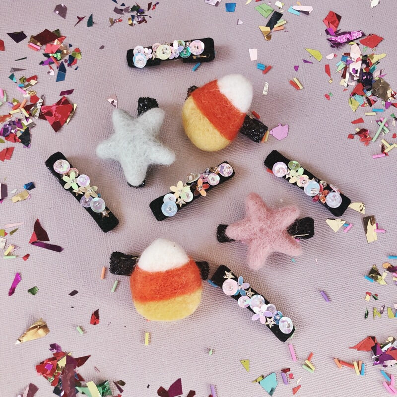 Treats Hair clips