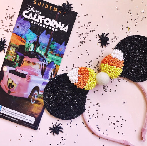 Candy Corn Mouse Ears