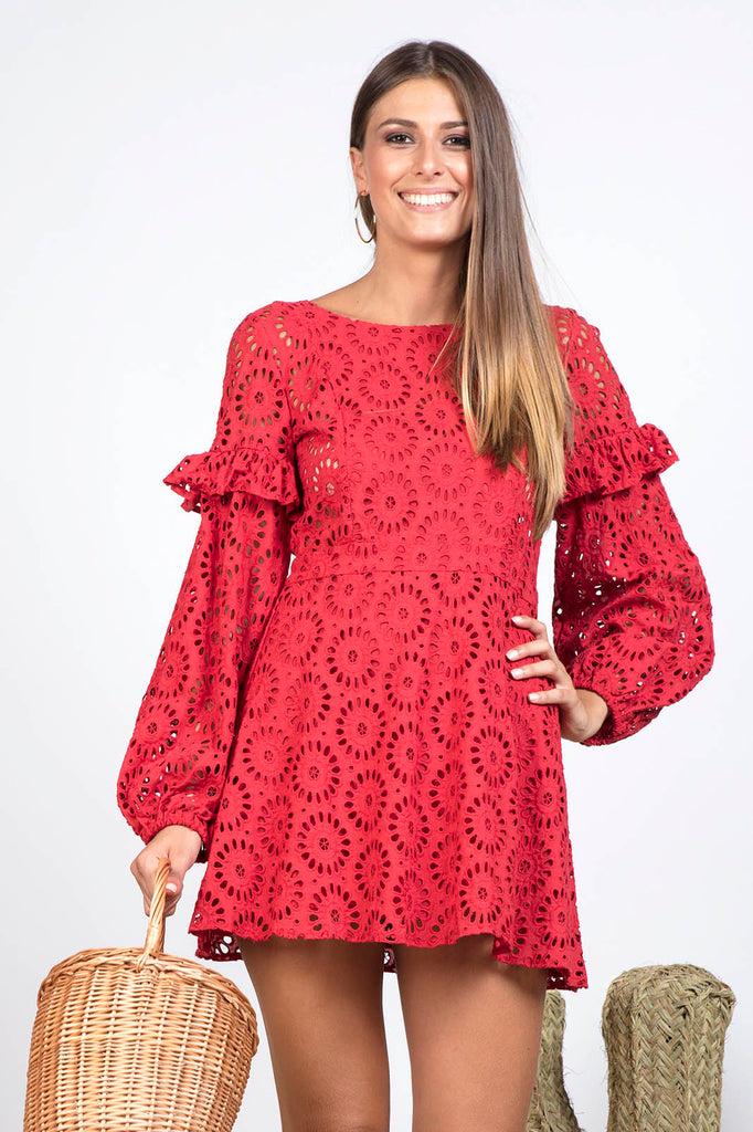 Margherita Lace Dress