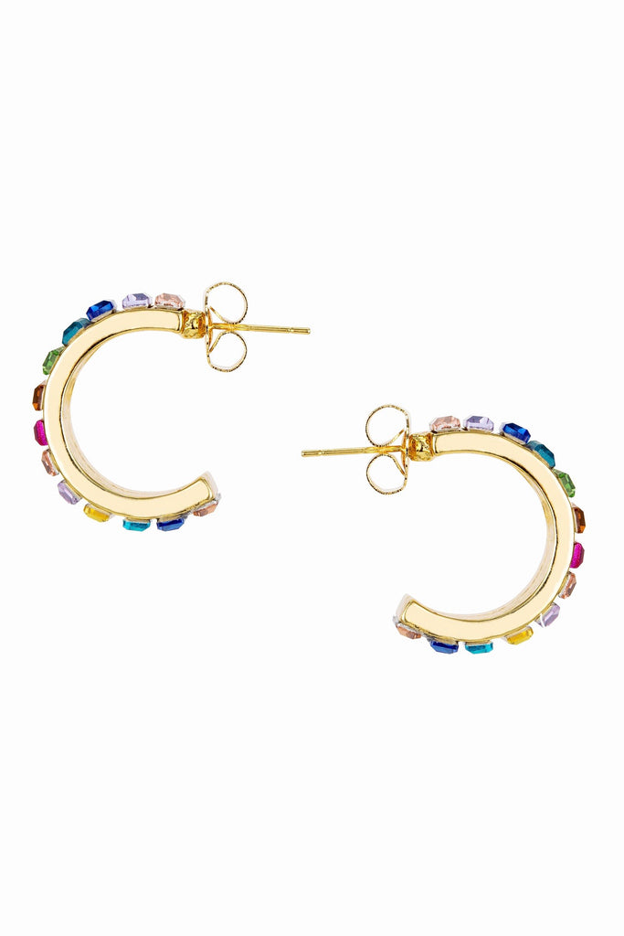 Follow The Rainbow Earrings