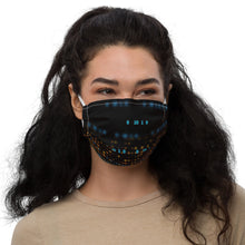 Secret message - Premium face mask