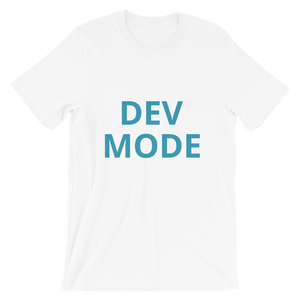 Dev Mode (Light Blue)