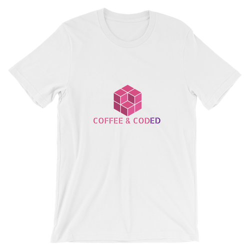 COFFEE & CODED Official Logo Tee