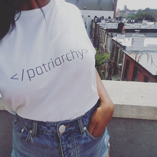 End the Patriarchy Tee