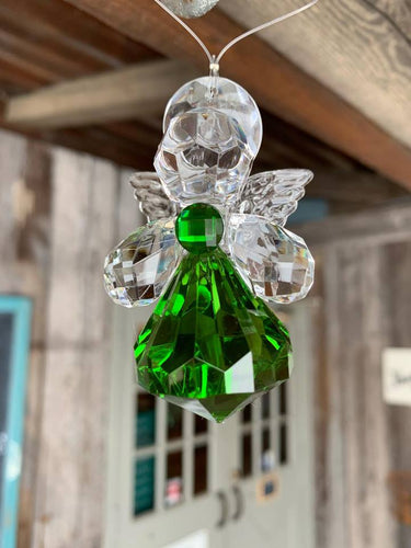 Celtic Crystal Angel