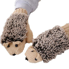 HEDGE HOG MITTENS