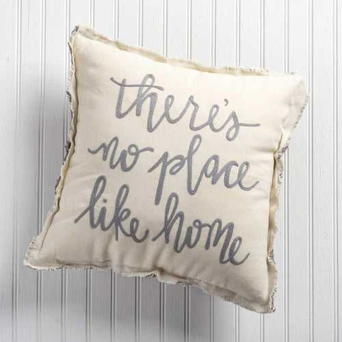 No Place Like Home Pillow