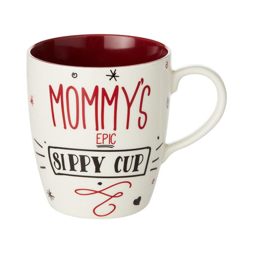 Mommy's Epic Sippy Cup