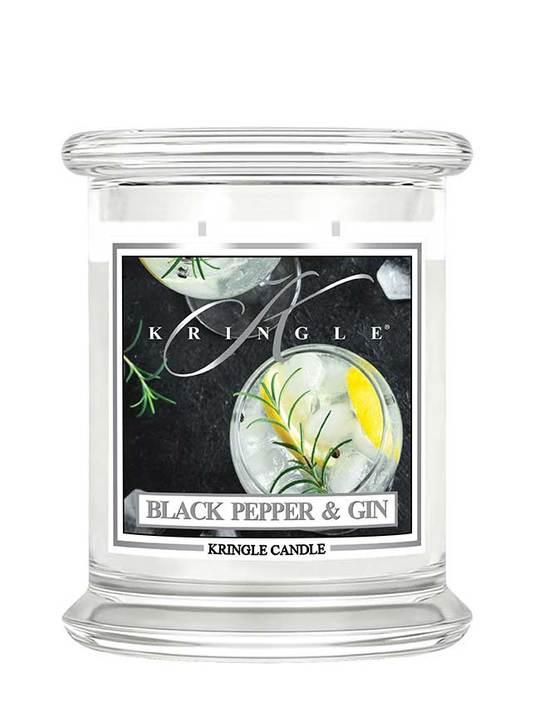 Black Pepper and Gin Kringle Candle