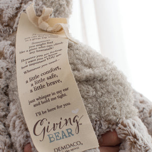 Giving Bear