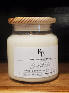 Rustic Barn Candles