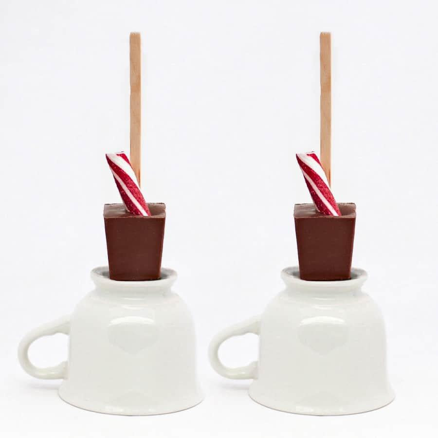 Hot Chocolate Stick