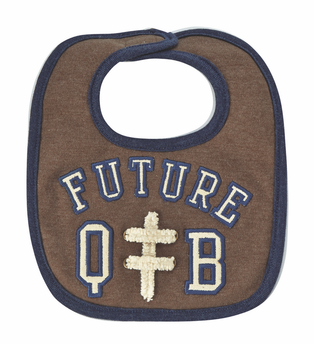 Future Quarterback Bib
