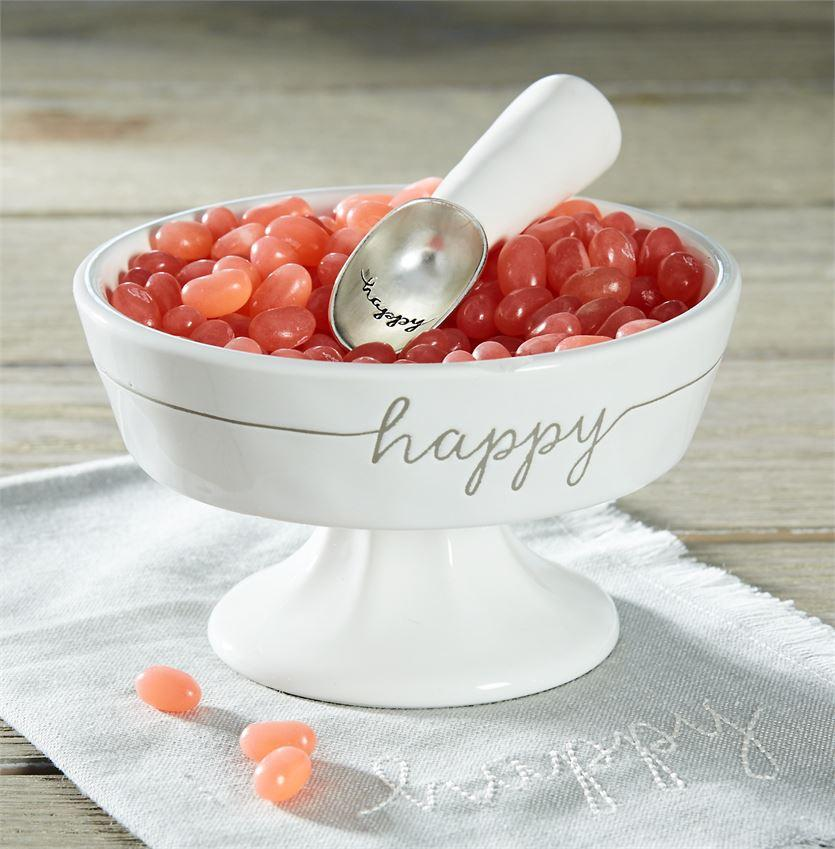 Happy Candy Dish