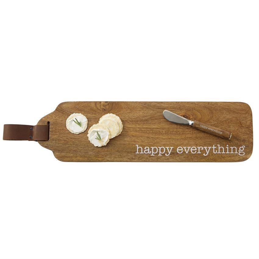 Happy Everything Wood Board