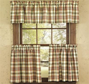 Lemon Pepper Layer Valance