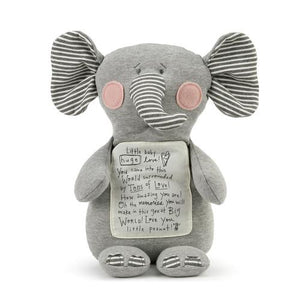 Noah's Ark Love Elephant