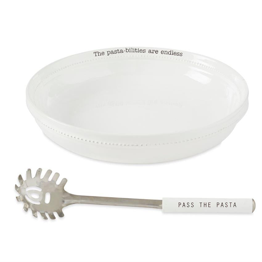 Pasta-bilities Bowl Set