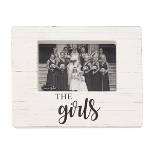 The Girls Block Frame