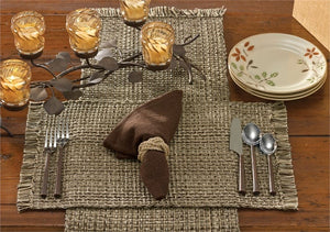 Tweed Placemat