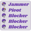 Jammer Pivot Blocker