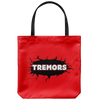 Tote Bag - San Diego Tremors Derby themed apparel - Roller Derby Love