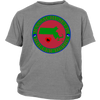 Youth Shirt - Massachusetts Seal of Roller Derby Derby themed apparel - Roller Derby Love