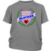 Youth Shirt - MVP Blocker Derby themed apparel - Roller Derby Love