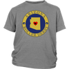 Youth Shirt - Arizona Seal of Roller Derby Derby themed apparel - Roller Derby Love