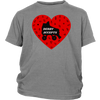 Youth Shirt - Derby Accepts Derby themed apparel - Roller Derby Love