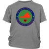 Youth Shirt - Virginia Seal of Roller Derby Derby themed apparel - Roller Derby Love