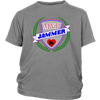 Youth Shirt - MVP Jammer Derby themed apparel - Roller Derby Love